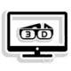 мониторы c поддержкой 3D